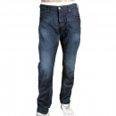 SCOTCH & SODA Ralston Washed Dark Indigo Slim Fit Denim Jeans