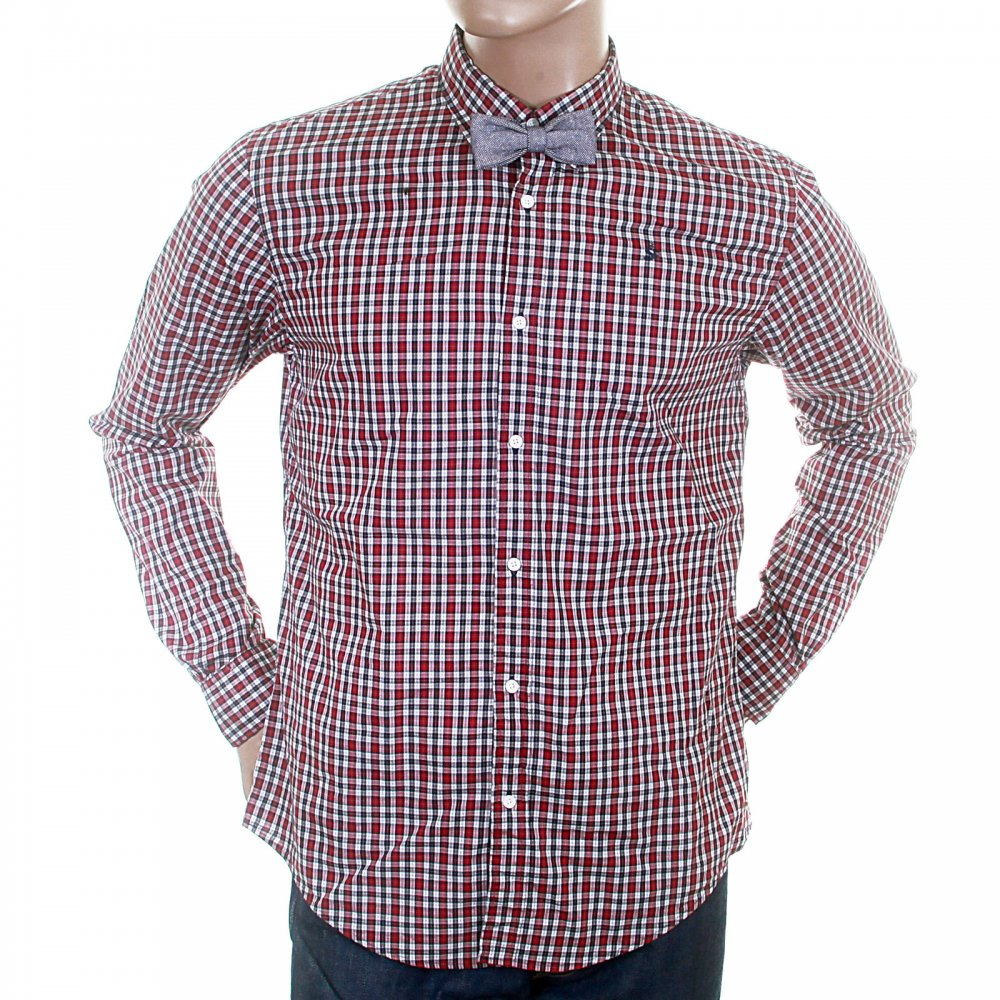 Exclusive Range Of Scotch And Soda Mens Check Shirts Online At Niro