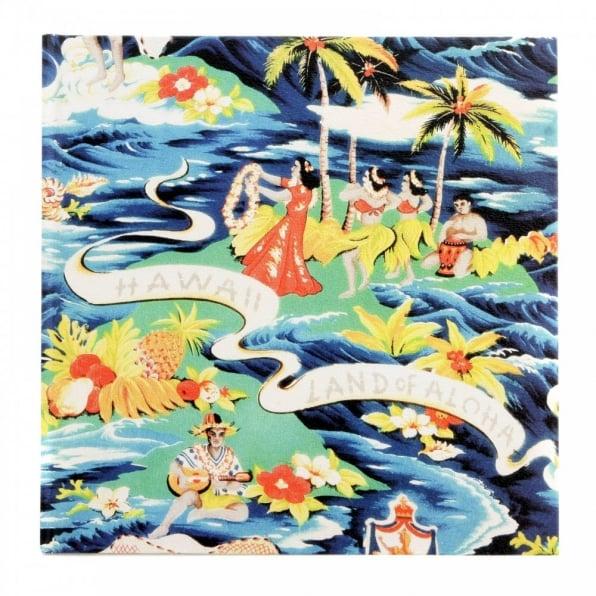 SUGAR CANE Hardback Vintage Aloha Shirts Book with History of Hawaii, The Land of Aloh Shirt in Japanese Text SS01880