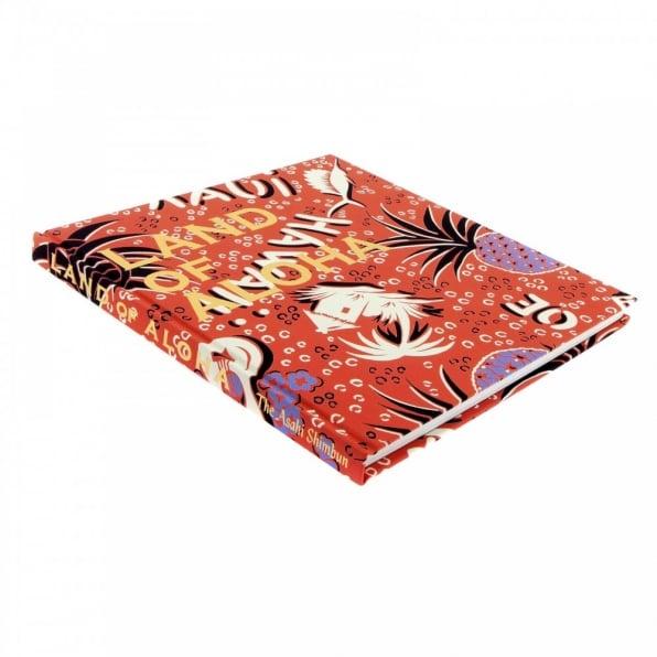 SUGAR CANE Limited Edition Orange Hardback Aloha Project Image Book in Japanese Text SS01881