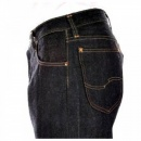 SUGAR CANE Mens Vintage Cut Non Wash Raw Selvedge Denim Jeans with Button Fly SC41945N