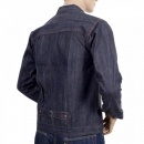 SUGAR CANE Raw Denim Vintage Cut Larger Fit Fiction Romance 1930s Work Jacket SC12240N