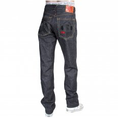 Super Exclusive Design Selvedge Raw Indigo Monsterider FMUnion Denim Jeans