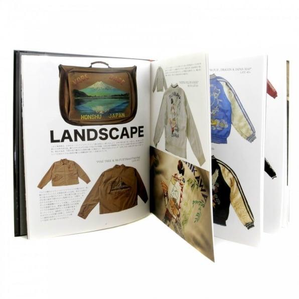 TAILOR TOYO Black Hardback History of Sukajan Japan Jacket Image Book TT01840