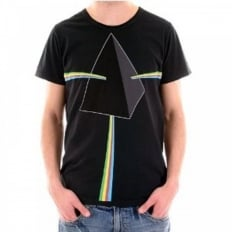 Pyramid T Shirt in Black