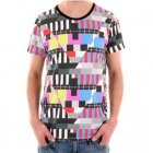 Short Sleeve multicoloured T Shirt