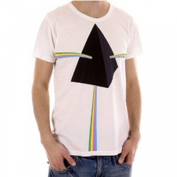 TSUBI Short Sleeve Pyramid White T Shirt