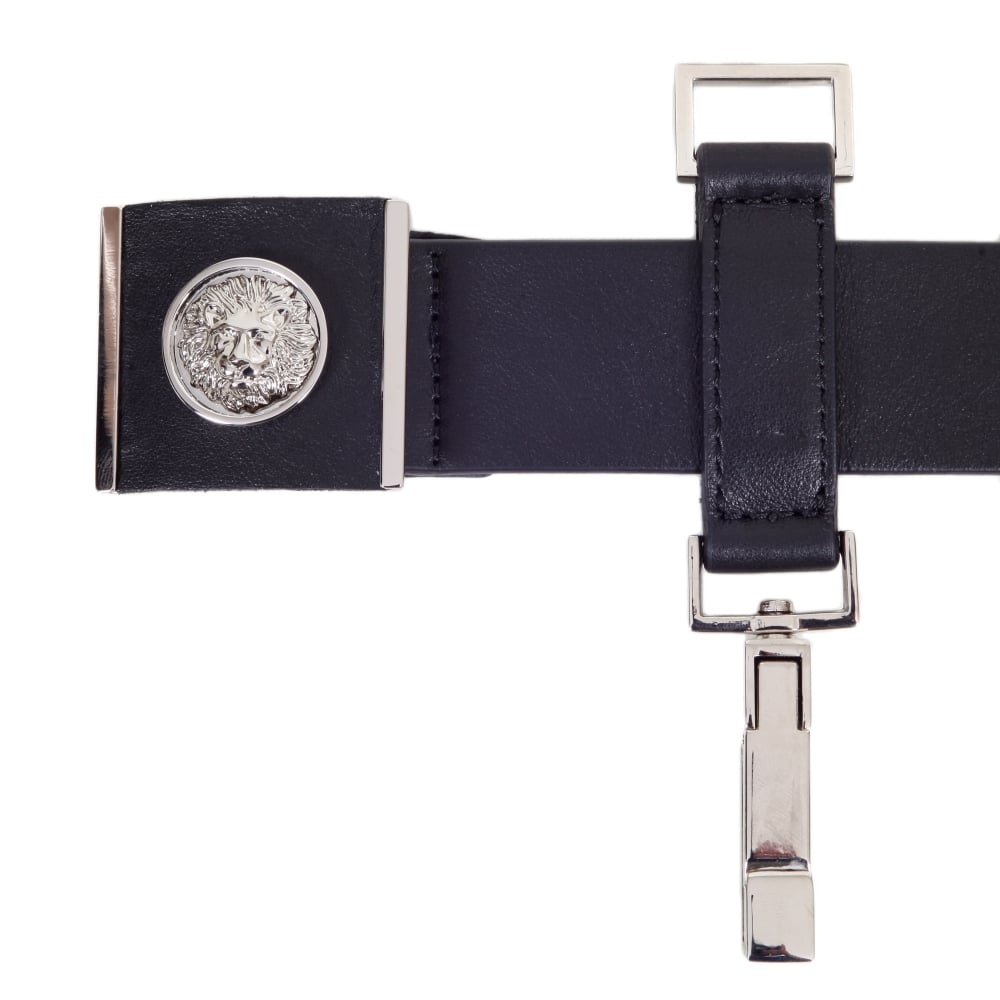 Fashion Belt Square Buckle