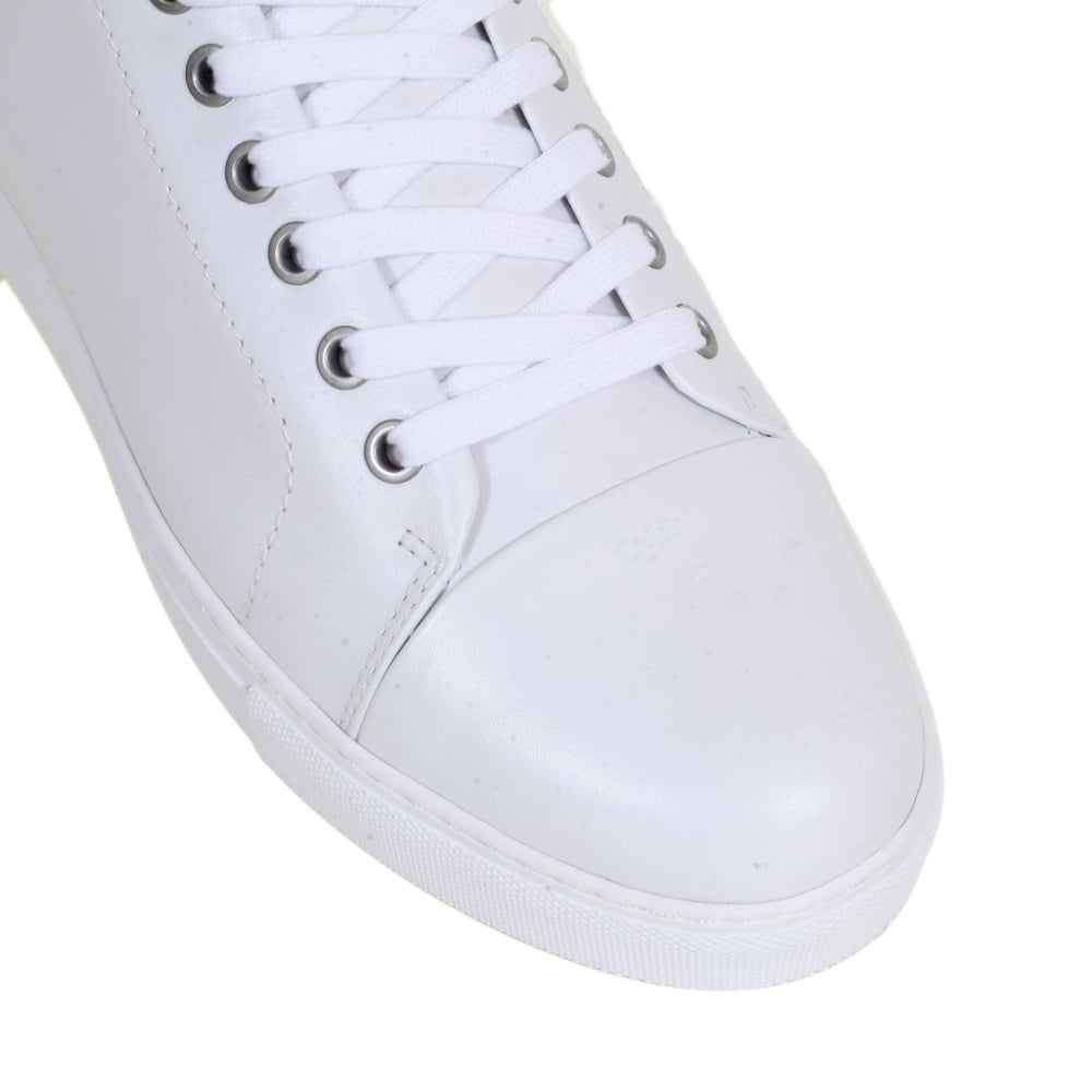 Buy Mens White Trainers from Versace at