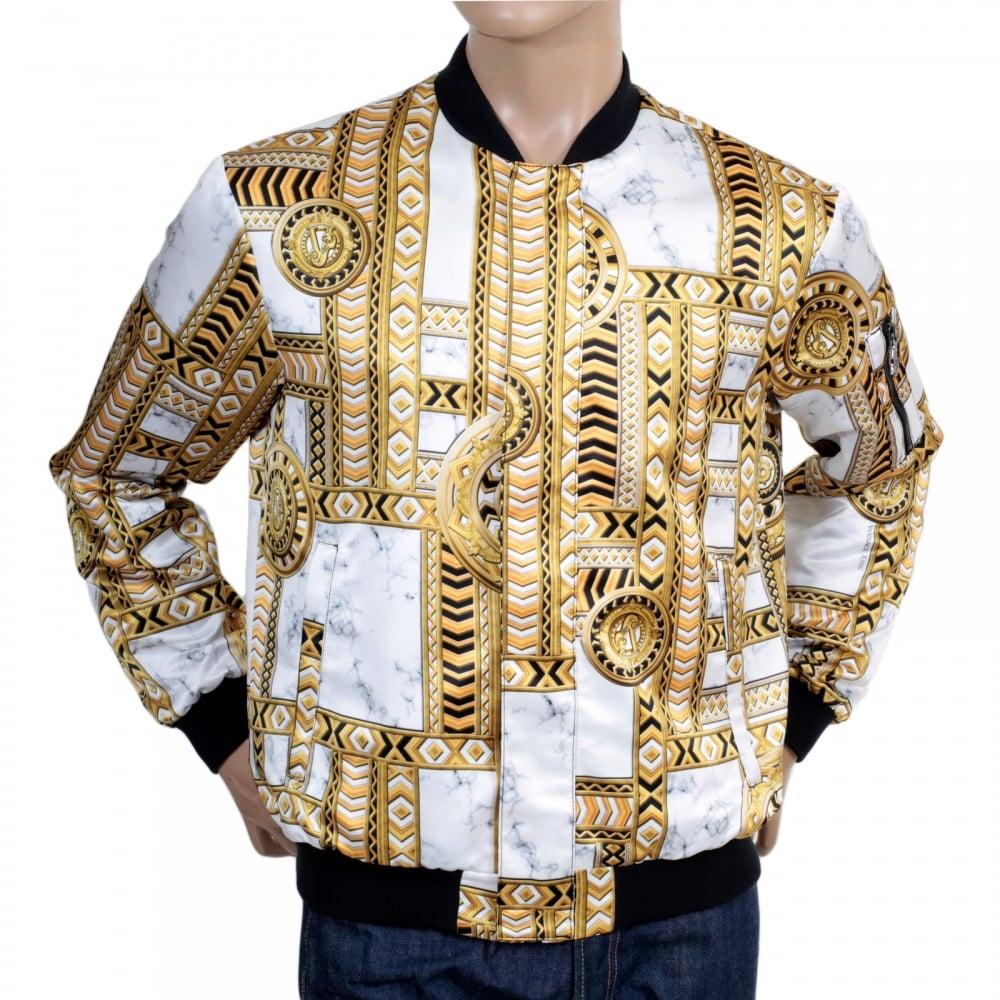 Shop For Mens Stylish Blouson Duchesse Printed Jacket