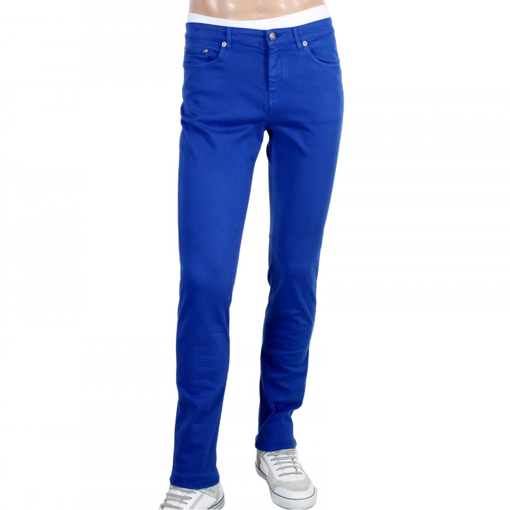 76f968474b43 Shop for Royal Blue Versace Jeans now at Niro Fashion