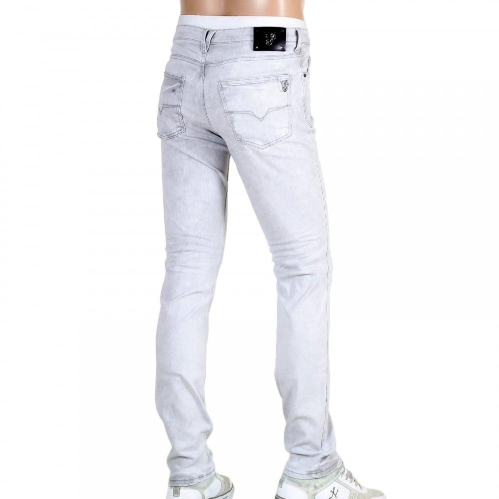 Grey Stone Island Jeans