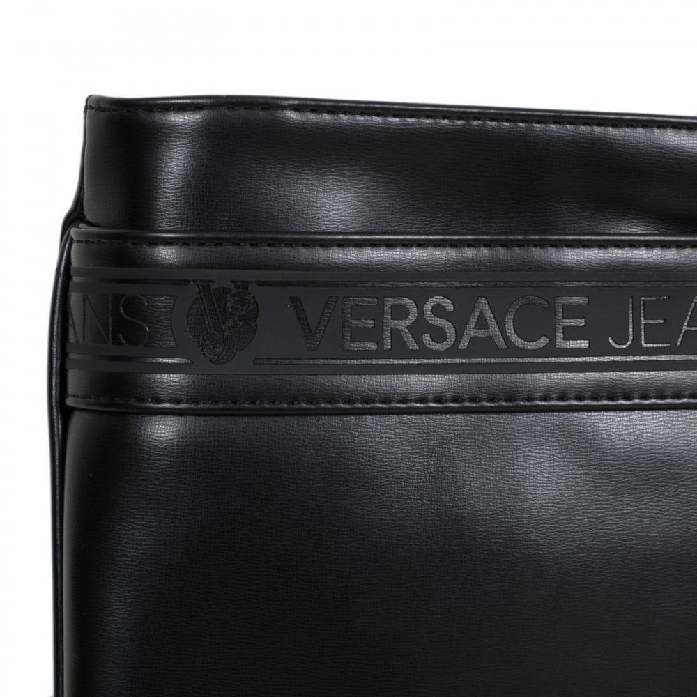 7a744245 Shop for Black Shoulder Bag by Versace Jeans for Men