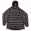 YOROPIKO Black Hooded Jacket