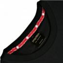 YOROPIKO Black Logo t-shirt