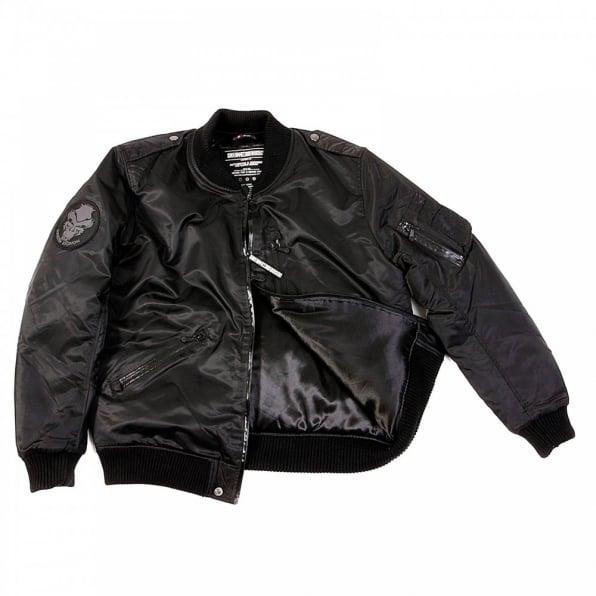YOROPIKO Breathable Black Jacket