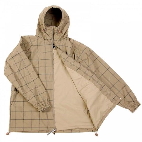 YOROPIKO Coffee hooded functional jacket