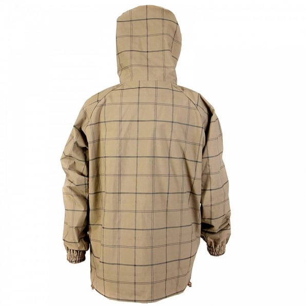 YOROPIKO Coffee hooded functional jacket