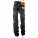 YOROPIKO Fujitsuru washed japanese vintage jeans