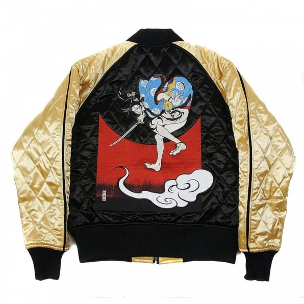 YOROPIKO Hero Reversible Jacket