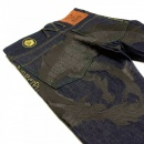 YOROPIKO Hungry Dragon Black Jean