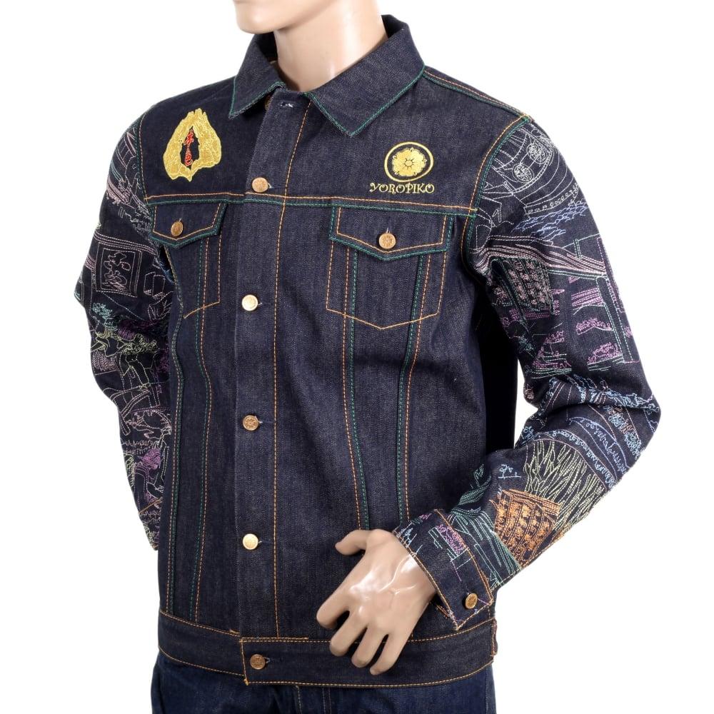 Raw Selvedge Jay Z Jacket Buy Mens Denim Jacket Online