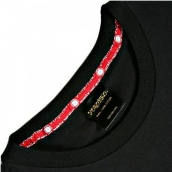 YOROPIKO Kennex Fund Black T Shirt