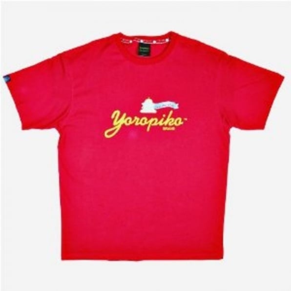 YOROPIKO Kennex Fund Red T-Shirt
