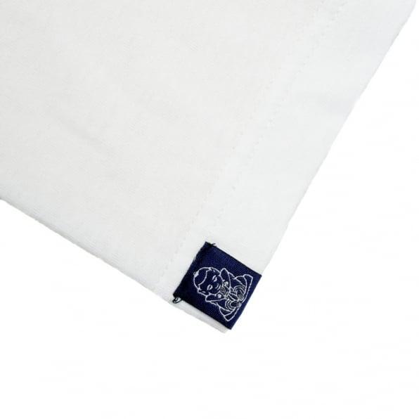YOROPIKO Kennex Fund White T shirt