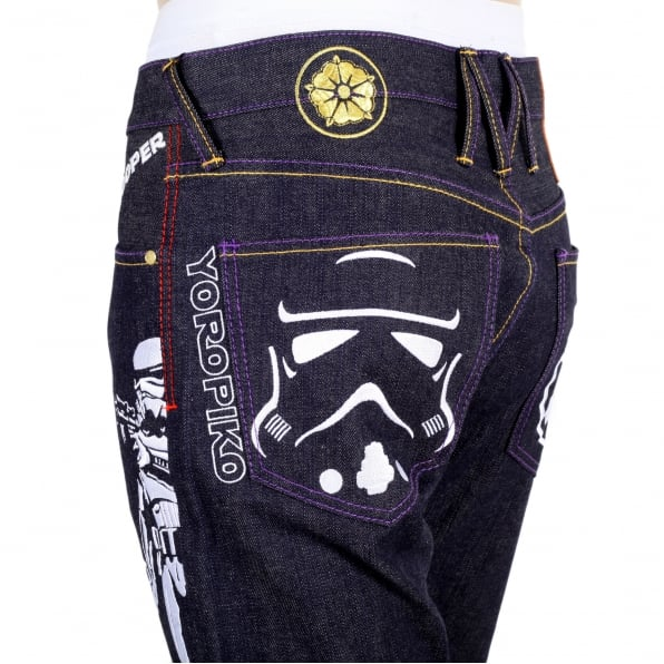 YOROPIKO Limited Edition Exclusive Star Wars Jean