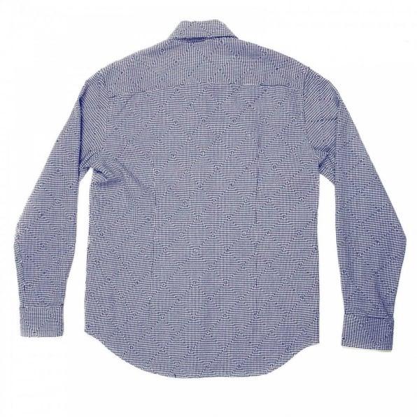 YOROPIKO Mens Long Sleeve Shirt