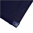 YOROPIKO Navy blue Logo t-shirt
