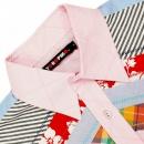 YOROPIKO Pink long sleeve shirt