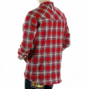 YOROPIKO Red Check Shirt