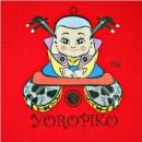 YOROPIKO Red Logo t-shirt