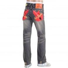 Rock Denim Jeans