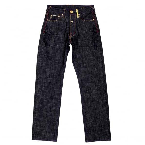 YOROPIKO Star Wars Black Denim Jeans