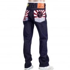 Taiko Flag Denim Jeans