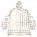 YOROPIKO White hooded functional jacket